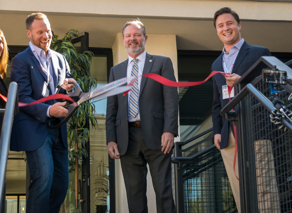 Remarkable Health Hosts Ribbon Cutting Ceremony For New Corporate Headquarters