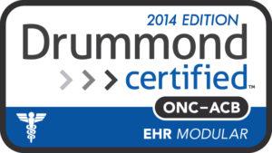 drummond certified banner