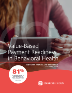 remarkable health value-based payment readiness report cover