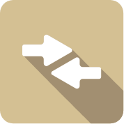 arrows icon illustration