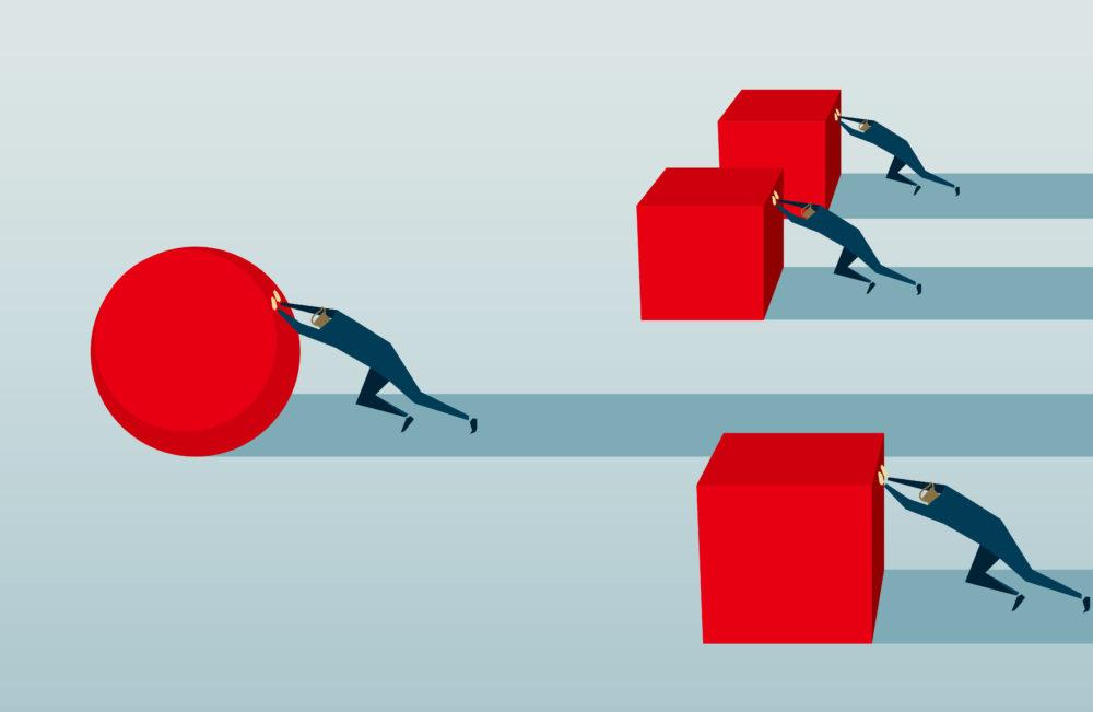 efficiency illustration