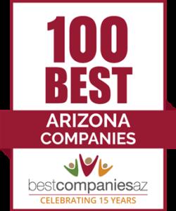 100 best arizona companies banner