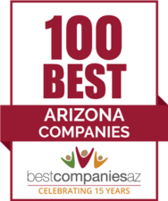 100 best arizona companies banner