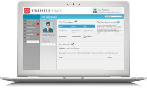 remarkable health client portal