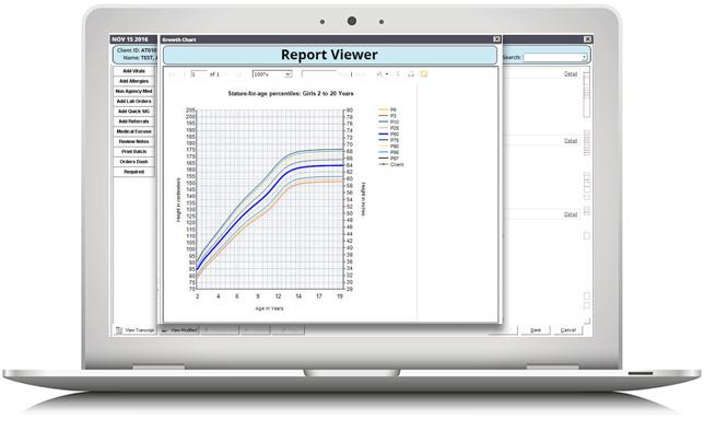 computer report viewer